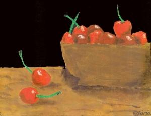 cherriesbowl